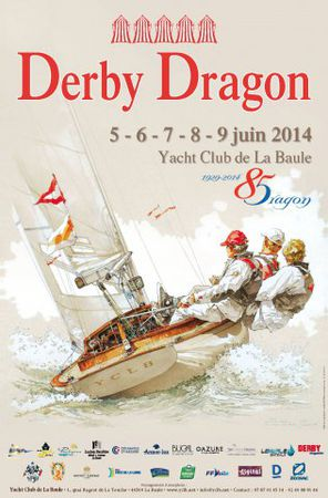 Derby Dragon 2014