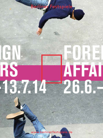 Festival Foreign Affairs in Berlin 2014